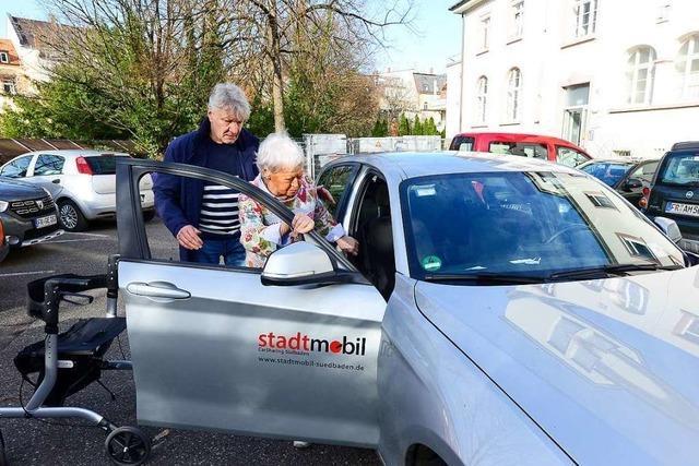 Fahrdienst der Prestel-Stiftung bringt Senioren mehr Lebensfreude
