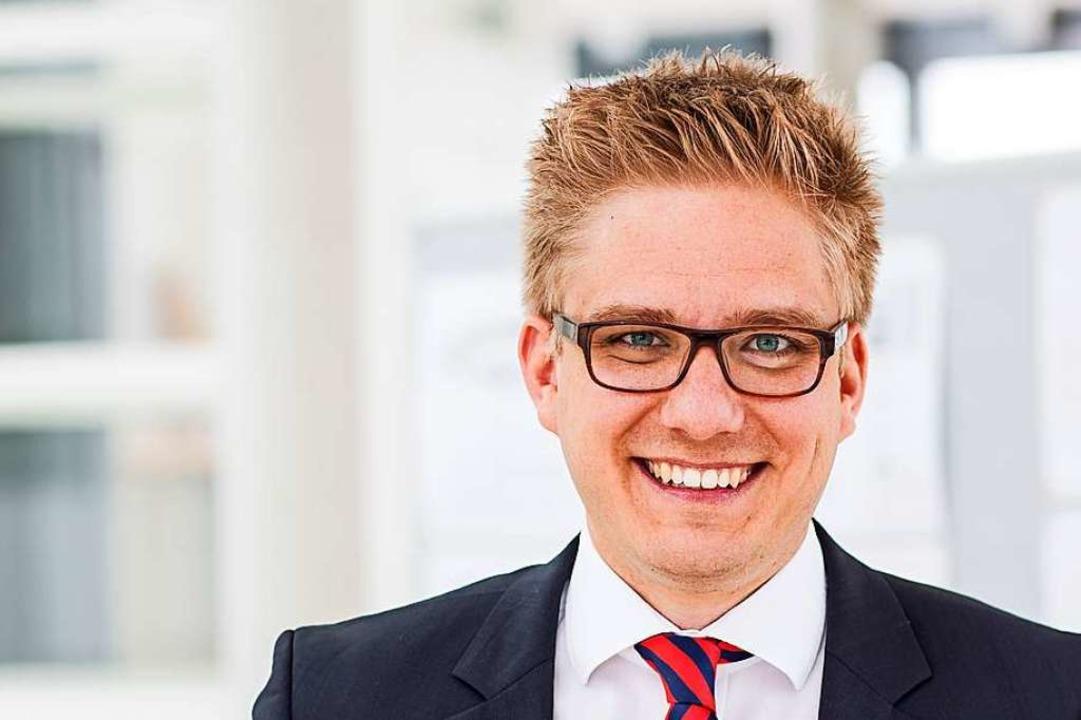 Seit Februar 2014 ist Klare Rathauschef in Rust.  | Foto: Gemeinde Rust