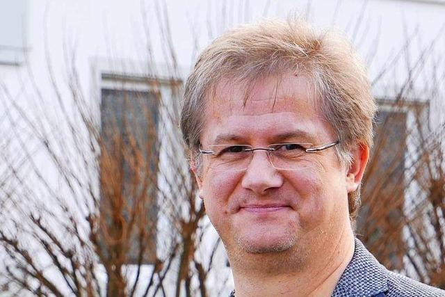 Dirigent der Stadtmusik Wehr: