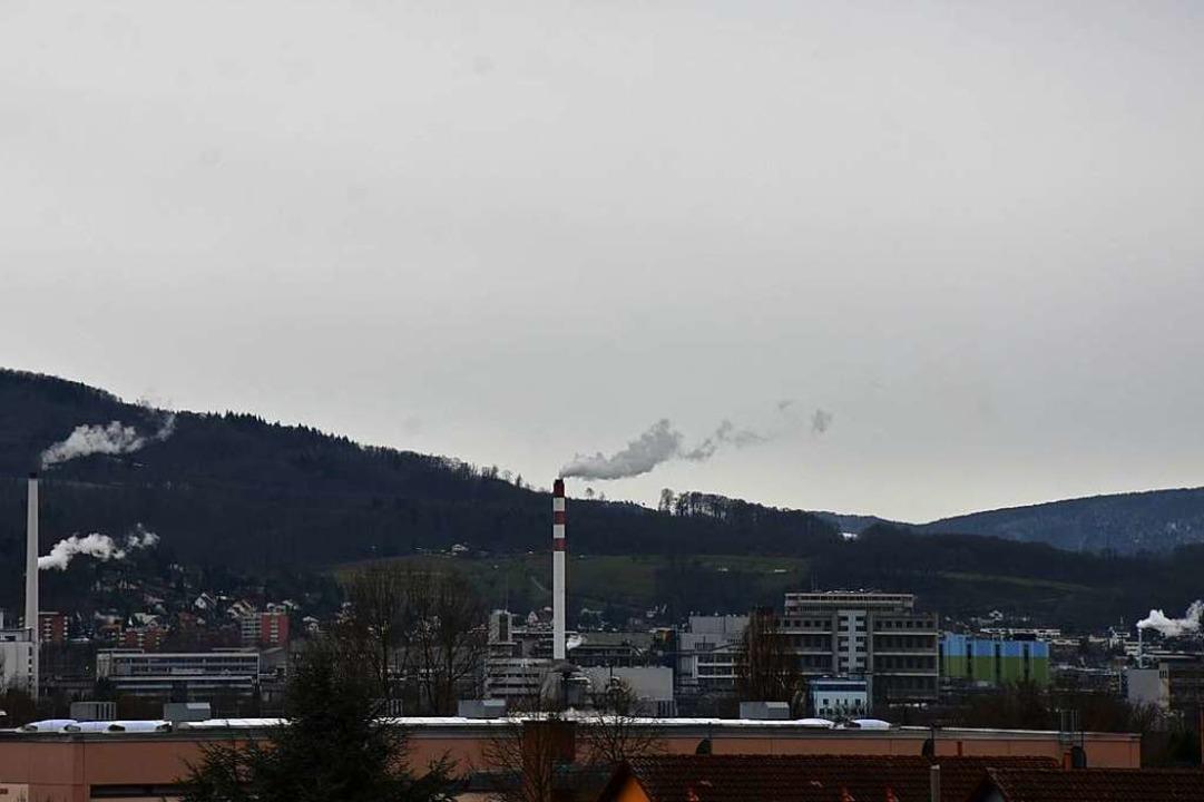 Große  Unternehmen – hier die In...8211; habe ihre eigenen Pandemiepläne.    Foto: Heinz und Monika Vollmar