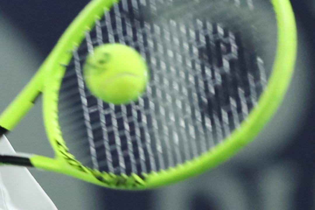 Die Tennisabteilung will sich selbständig machen.  | Foto: Kamran Jebreili (dpa)