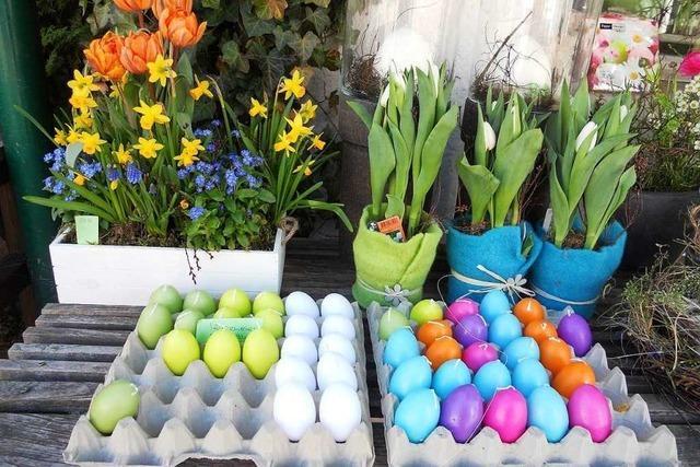 Geschafft: Alles klar für frohe Ostern!