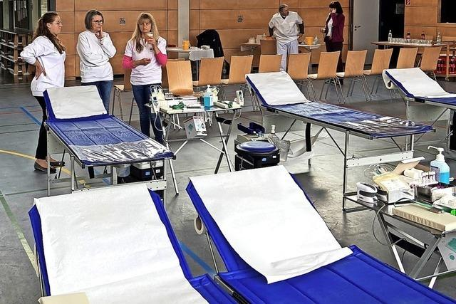 Weniger Blutspenden während Fasnacht