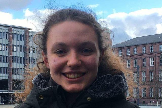 Die 19-jährige Talent Annika Baumer aus Gottenheim setzt ihre Karriere in einem französischen Team fort