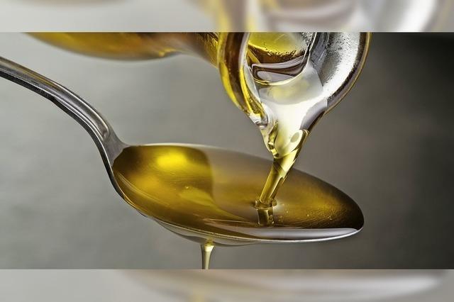 EU lagert 213 500 Tonnen Olivenöl ein