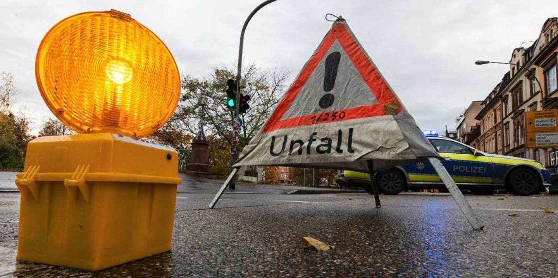 3059 Menschen kamen 2019 bei Verkehrsunfällen ums Leben.    Foto: Patrick Seeger (dpa)
