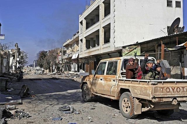 Putin dämpft Hoffnung auf Syrien-Gipfel
