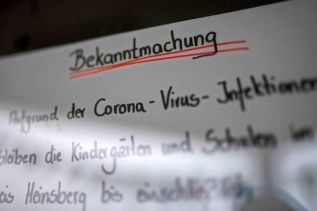 Das Coronavirus und die Angst vor dem Unbekannten