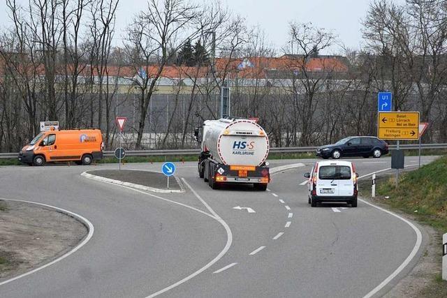 An dieser Weiler Kreuzung stockt der Verkehr am häufigsten