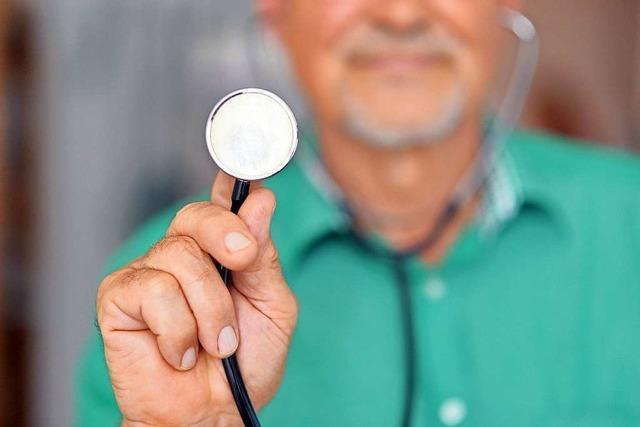 Bürger mit Bagatellerkrankungen sollen nicht zum Arzt gehen