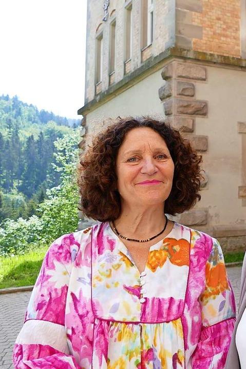 Klinikleiterin Jutta Schröder    Foto: Victoria Langelott