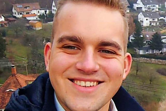 Dieser 19-Jährige führt den Angelsportverein Gottenheim