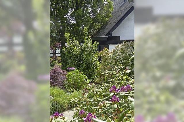 Kleiner Garten – großer Eindruck