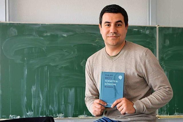 Philipp Brotz neues Buch ist schwere Lektüre mit viel Humor