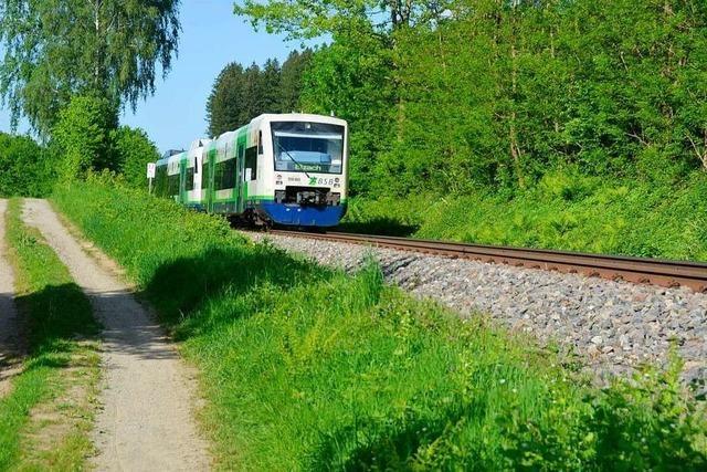 Ab Sonntag gilt neuer Fahrplan für Linie S 2 von Freiburg nach Denzlingen