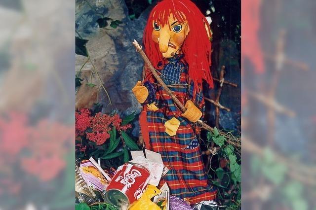Es gibt neue Termine der Freiburger Puppenbühne im März
