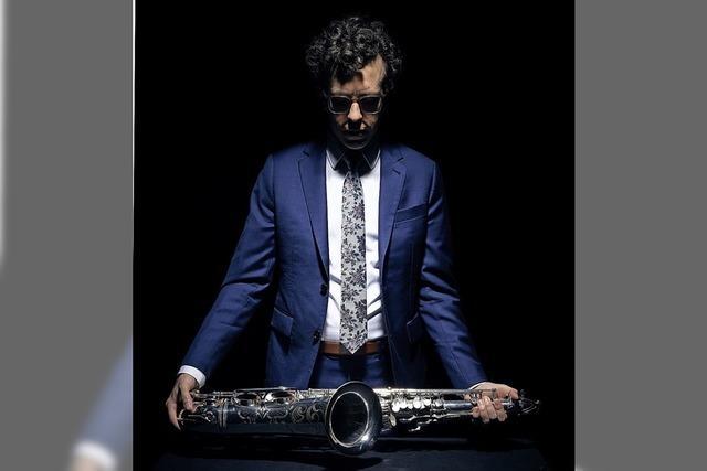 Der israelische Jazzmusiker Oded Tzur spielt in Freiburg