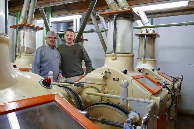 In der Grether-Mühle in Sulzburg setzt man auf Bio und Regionalität