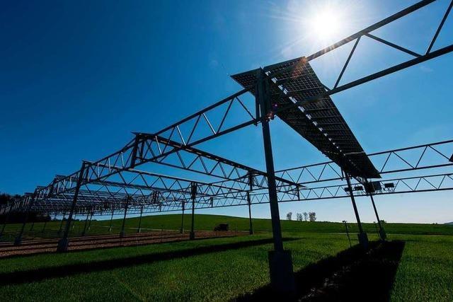 Merdinger Rat stimmt für Bebauungsplan für Solar-Testfeld