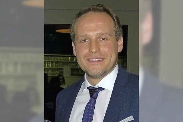 Felix Fischer führt den Gewerbeverein