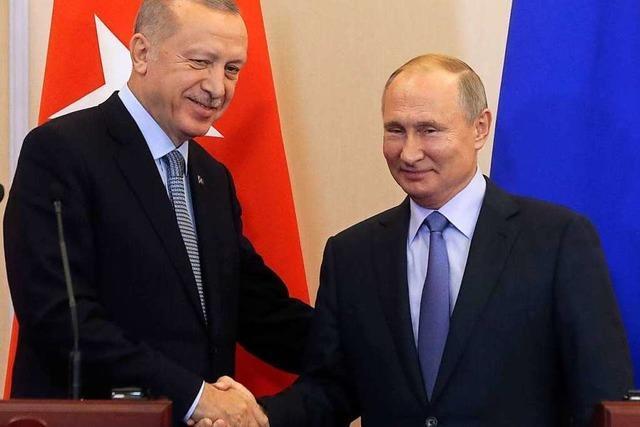 Im Syrien-Konflikt ist Erdogan zu Putins Werkzeug geworden