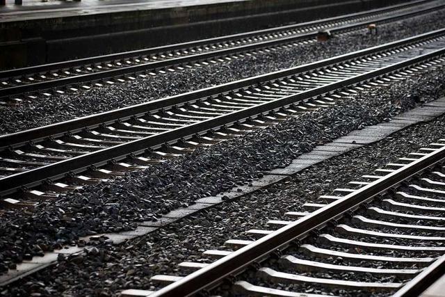 Ortenauer fürchten bis zu 8 Gleise auf der Rheintalbahn
