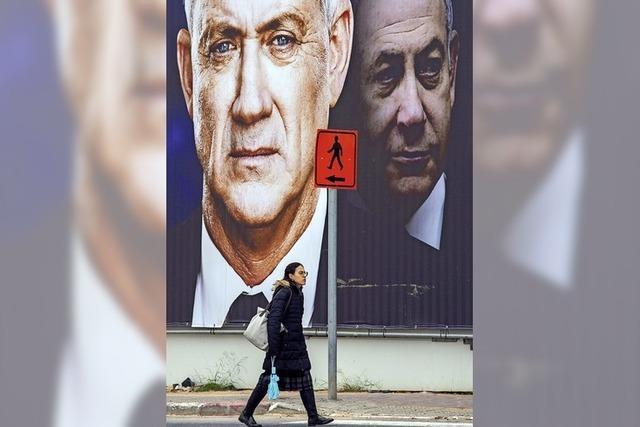 Israel steht erneut vor einem Patt
