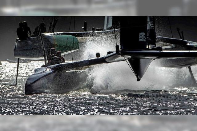 Segelrennen in Sydney