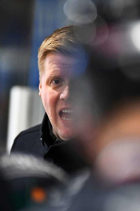 Coach Peter Russell  | Foto: Achim Keller