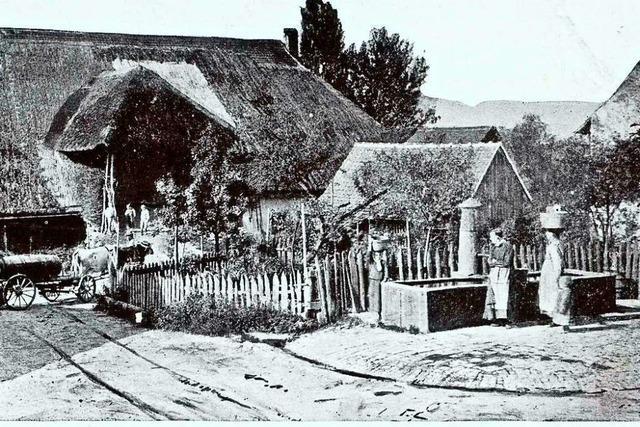 Wie das Dorf Säckingen zu Obersäckingen wurde und schließlich seine Eigenständigkeit verlor