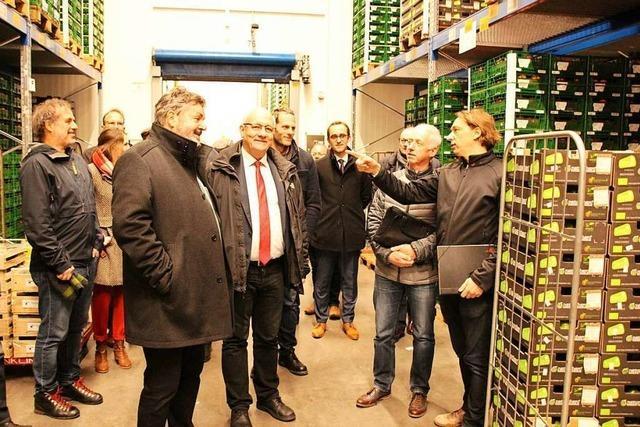 Die Region Freiburg ist nun offiziell eine Bio-Musterregion im Land