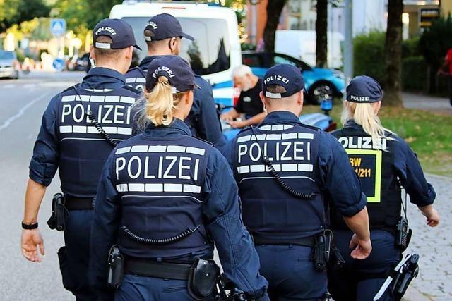 Polizisten mit Corona-Risiko sollen zu Hause bleiben