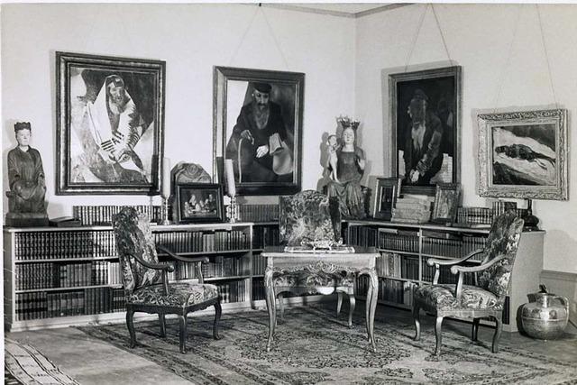 Das Kunstmuseum Basel zeigt das Erbe des sammelnden Spediteurs Im Obersteg