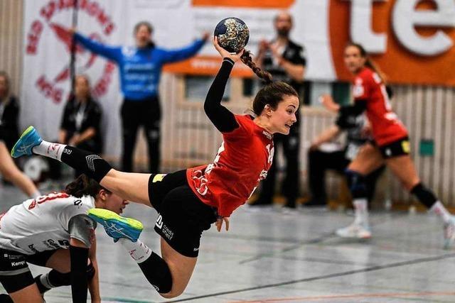 HSG Freiburg rutscht in der zweiten Liga auf den vorletzten Tabellenplatz