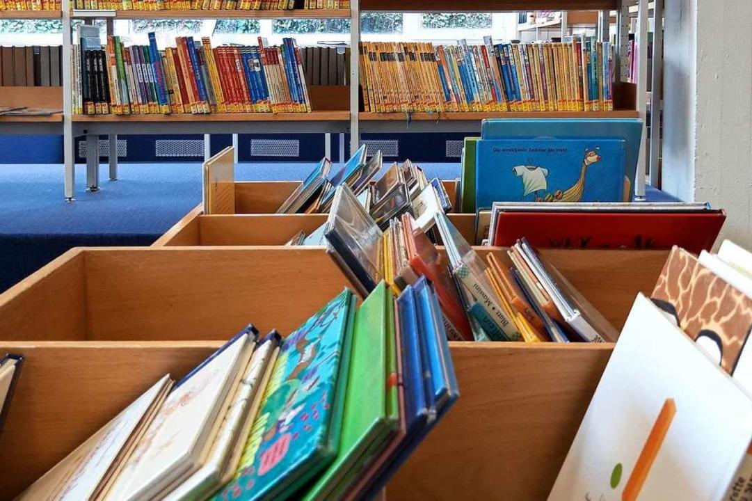 Bücherei Grenzach-Wyhlen  | Foto: Verena Pichler