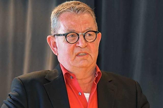 Nach 39 Jahren geht Schulleiter Matthias Hinderberger in den Ruhestand