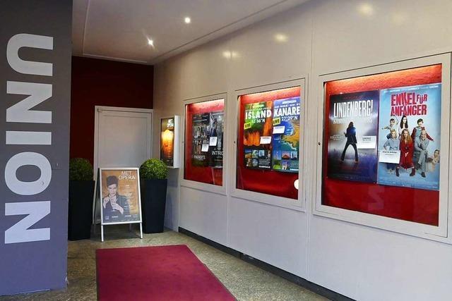 Im Lörracher Kino herrscht Optimismus