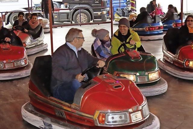 Fridlini-Rummel in Bad Säckingen ist eröffnet