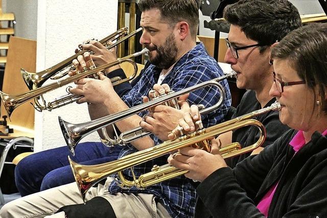 Musikverein plant Großes