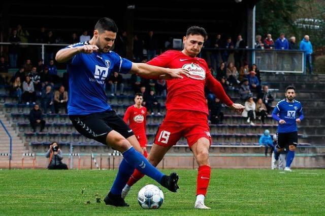 Pokaltraum des SC Lahr lebt nach 2:0-Erfolg über den FC Denzlingen weiter