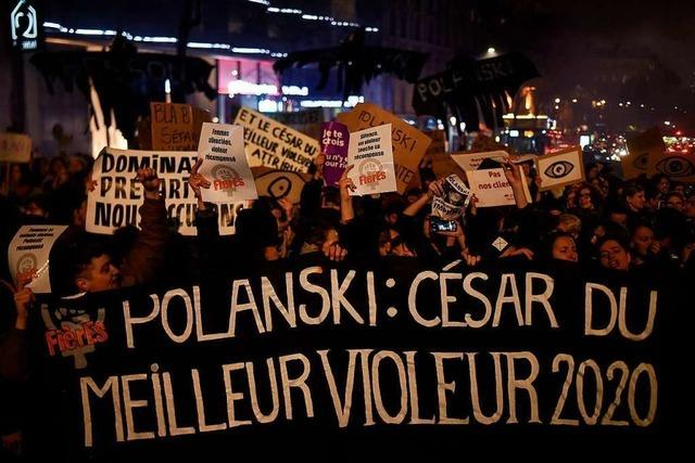 Frankreichs Kulturszene leidet unter Männer-Kumpanei