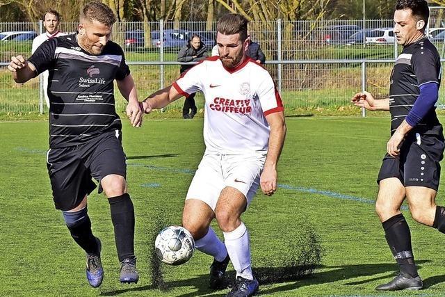Unentschieden in Holzhausen