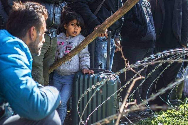 Die Flüchtlingskrise in der Türkei ist eine Katastrophe mit Ansage