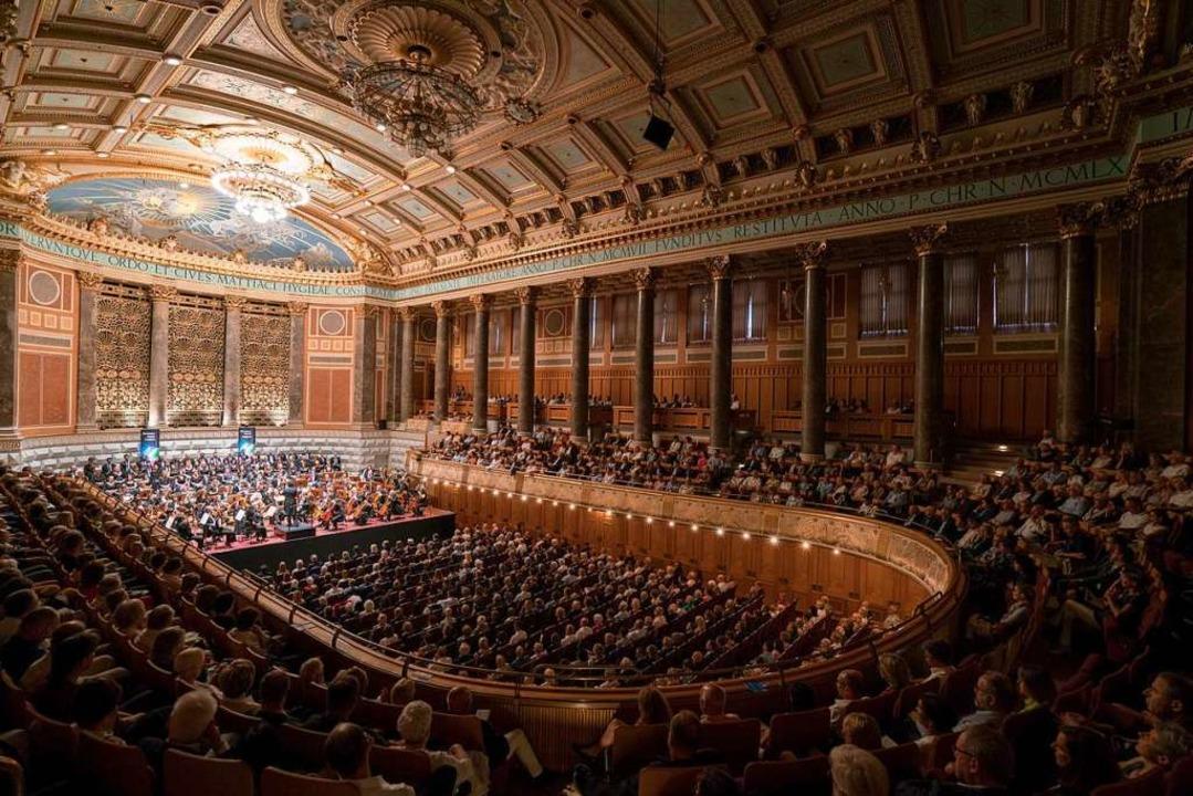 Historisches Ambiente für Ihren Konzertabend: das Kurhaus Wiesbaden  | Foto: Marco Borggreve