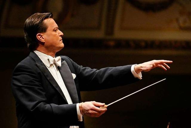 Sehen Sie Christian Thielemann live in Luzern