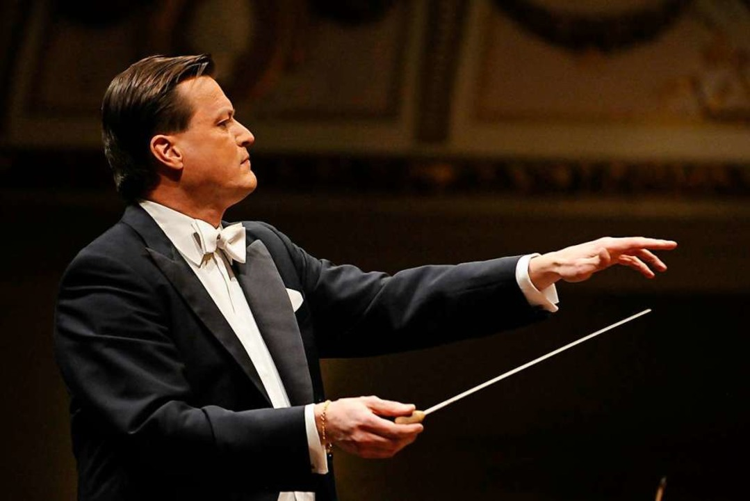 Protagonist des Festivals: Dirigent Christian Thielemann  | Foto: Matthias Creutziger