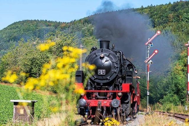 Genießen Sie Eisenbahnromantik im Schwarzwald