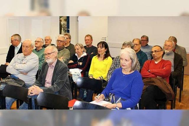 Die Rheinfelden SPD-Ortsvereine nominieren Klaus Eberhardt