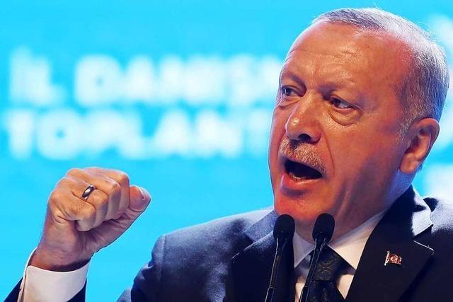 Neuer Türkei-Deal wird erarbeitet, damit sich die Ereignisse von 2015 nicht wiederholen
