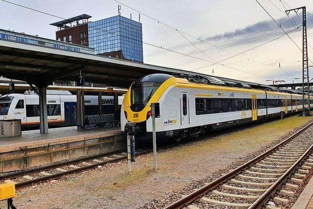 Krankmeldungen von Lokführern sorgen für Ausfälle auf der Breisgau-S-Bahn
